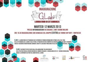 invito inaugurazione G.Lab1